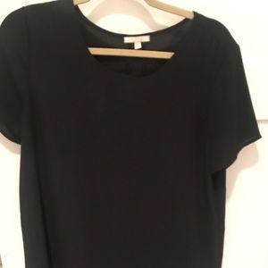 Pleione short sleeve blouse